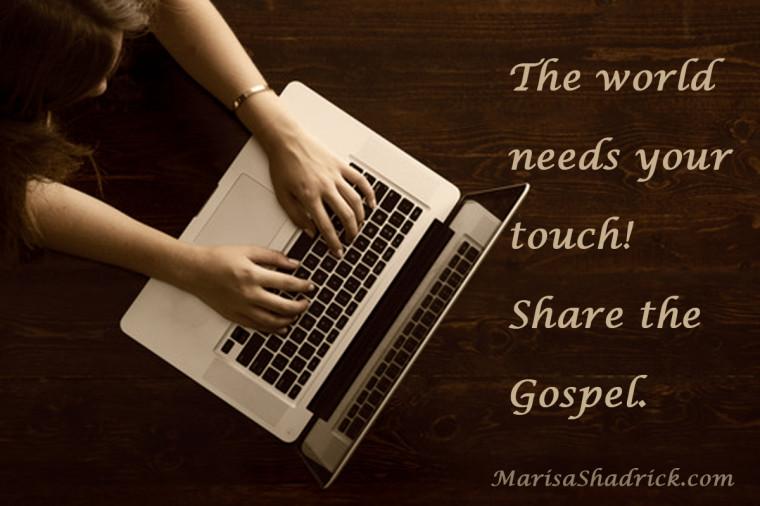Gospel Sneeze Academy http://MarisaSharick.com