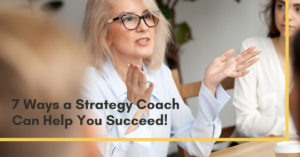 Online Success with One Action--Hire a Strategy Coach