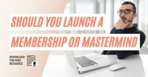 Difference Between a Membership Site and Mastermind
