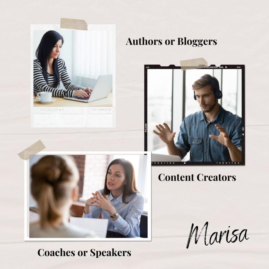 Marisa Shadrick, Digital Strategist and Certified Copywriter