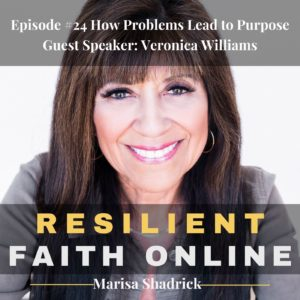 Episode #24 How Problems Lead to Purpose